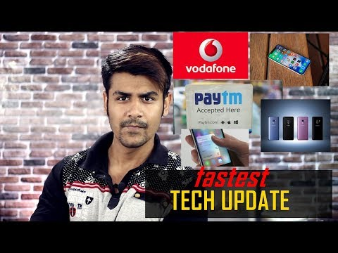 FTU: Apple iPhone X Failed/Win 10 Update/New Cheap iPhone/Paytm Tap Card/Vodafone 569&511 Plans/S9