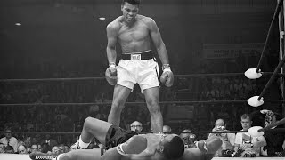Float like a butterfly, sting like a bee.  Rest In Peace Champ!  Music: The XX - intro