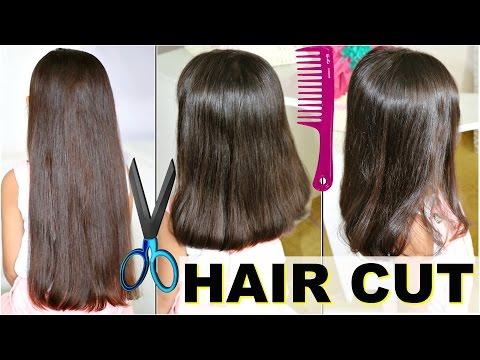 How To Do A Haircut At Home? | Haircut Tutorial | ShrutiArjunAnand
