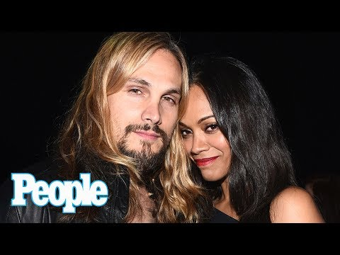 Zöe Saldana Reveals One Thing Her Husband Did During Pregnancy That Still Makes Her Mad | People