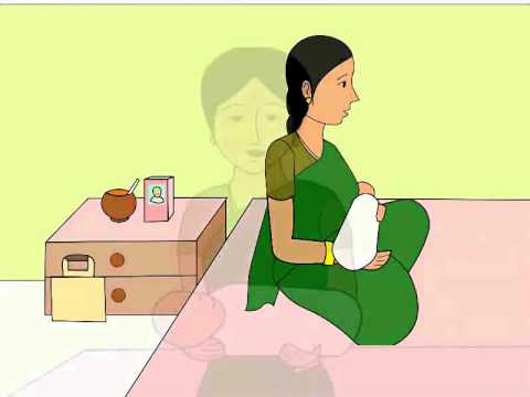 Newborn Child Care - Tamil