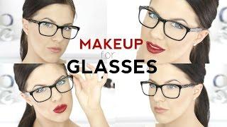 fb0b9e55c2ec Full Face In-Depth Makeup Tips   Tutorial for Glasses