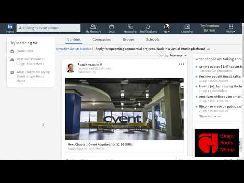 How To Find Jobs On LinkedIn - Search Tip