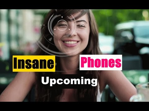 Top 3 Upcoming Phones with Insane features
