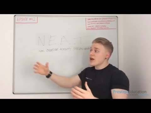 Weight Loss 101: Episode 12 - Increase your NEAT to Lose More Weight!