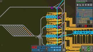 factorio rail system blueprint Videos - 9tube tv