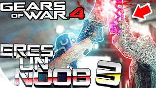 GEARS OF WAR 4 - COMO SABER SI ERES UN NOOB