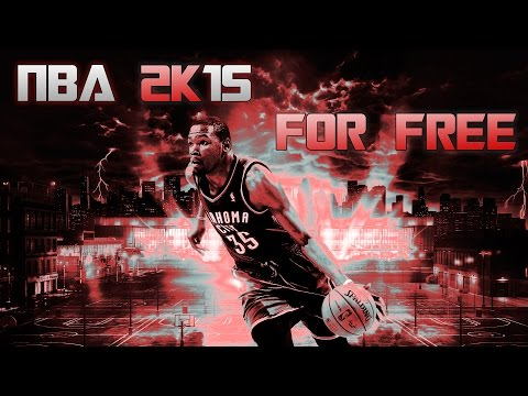 How to Get NBA 2k15 For Free For PC! + Gameplay!