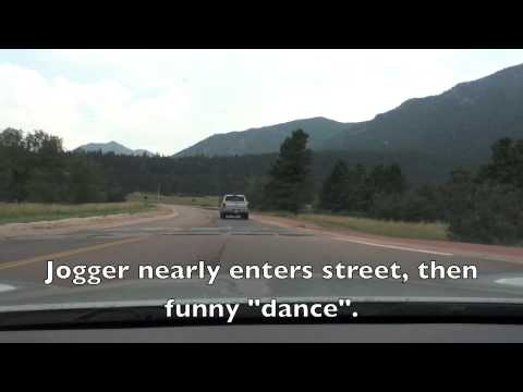 Driving in Colorado Springs - Aug 2015