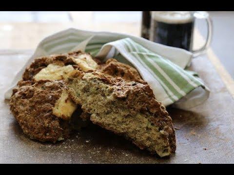 Potato and Spring Onion Soda Bread