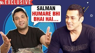 Varun Sharma FUNNY Rapid Fire Round On Shah Rukh Khan, Salman Khan   EXCLUSIVE