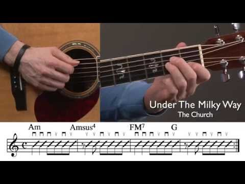 Famous Guitar Chord Progressions Lesson