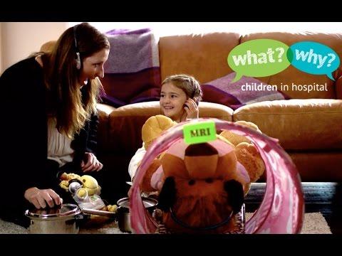 How do I prepare my child for MRI?