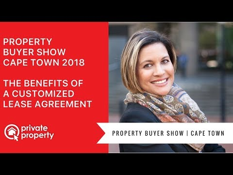 Property Buyer Show 2018 Cape Town   Customized lease agreements