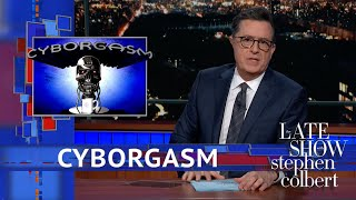 Download Stephen Colbert's Cyborgasm: CES 2019 Video