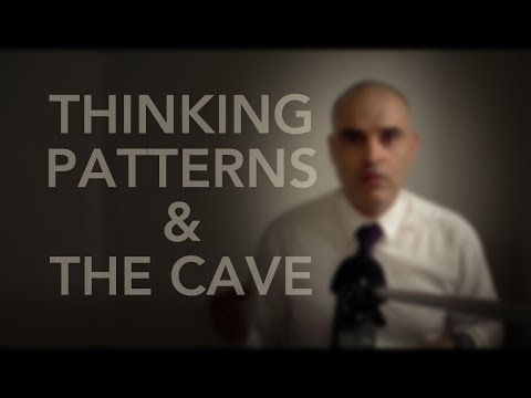 Plato's Cave Critical Thinking and other Thinking Patterns