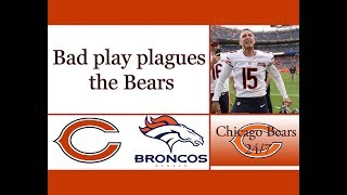 Download Bad play but escaping with a win. Bears film review. Video