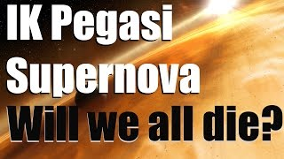 Will IK Pegasi Supernova Kill Us? - Universe Sandbox 2