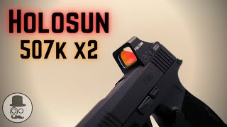 Holosun 507k X2 | A Review of the flagship Holosun Micro Dot!