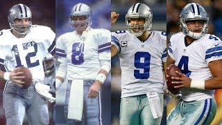 10 NFL Teams That Have  ALWAYS Had A Good Quarterback