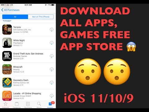 Premium Apple ID with lots of apps, games free on app store iOS 11/10 iPhone, iPad, iPod