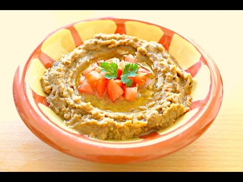 Egyptian Slow cooked Fava Beans/Foul recipe (English)