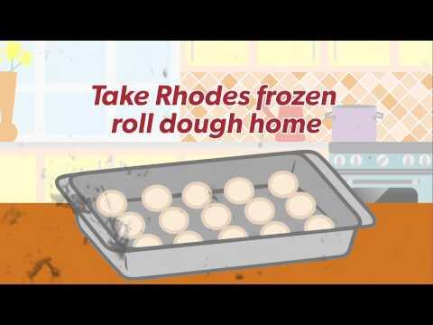 Fresh Frozen Rhodes Rolls