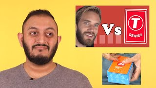 Why PewDiePie Doesn't Stand A Chance Against T-Series | BuzzFeed India