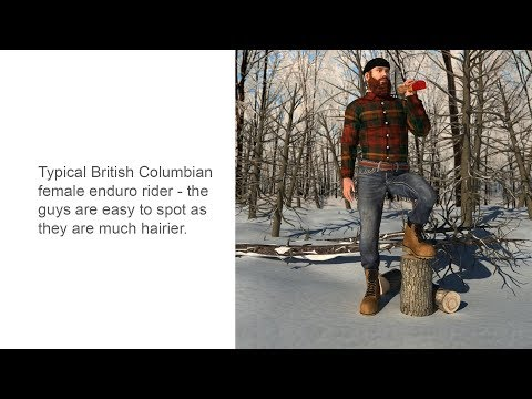 HOW TO RIDE DIRT BIKES CANADIAN-STYLE Cross Training Enduro