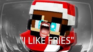 KILLING THE TOP SKYWARS PLAYERS ( NETHERGAMES MINECRAFT PE )
