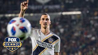 Zlatan Ibrahimovic's 500th career goal was ridiculous | FOX SOCCER