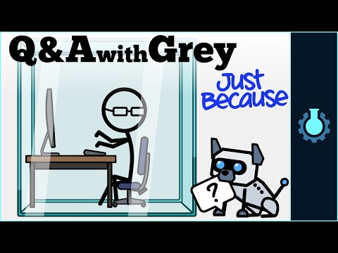 Q&A With Grey: Just Because Edition