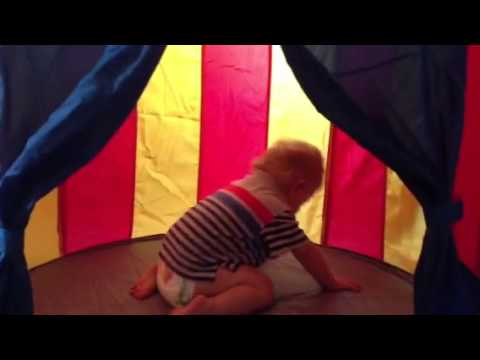 New circus tent