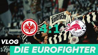 VLOG I EINTRACHT FRANKFURT - FC SALZBURG!