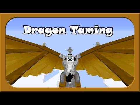 Ice and Fire Dragon Mod: Dragon Taming