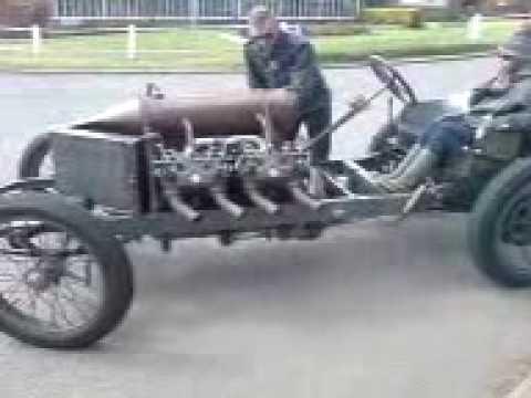 Darracq 105 Yr Old Land Speed Record Car