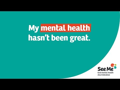 Advice from an employee to their colleagues on mental health