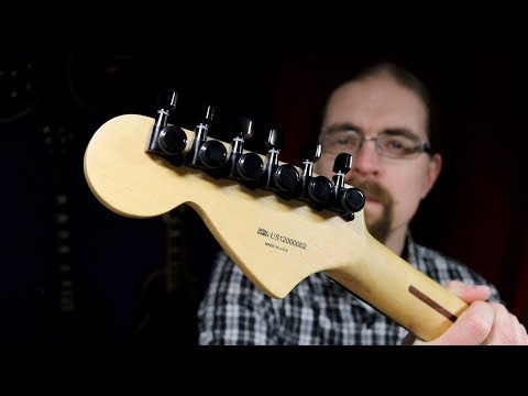 How to keep your guitar in tune ?