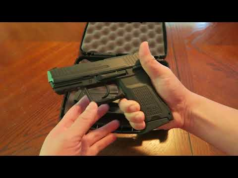 From the Safe:  HK 45 Compact