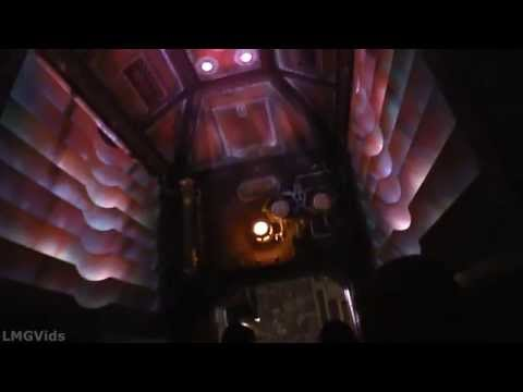 Journey to the Center of the Earth Ride Tokyo DisneySea Full Complete Ridethrough 1080p POV