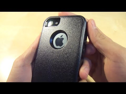 iPhone 5 / 5S Otterbox Commuter Series (Unboxing)