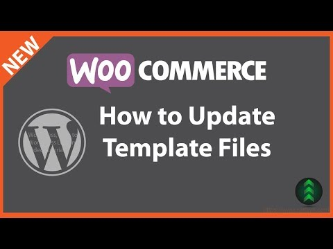 Updating Outdated WooCommerce Template Files