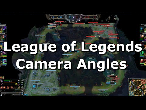 How to Control League of Legends Camera Angle