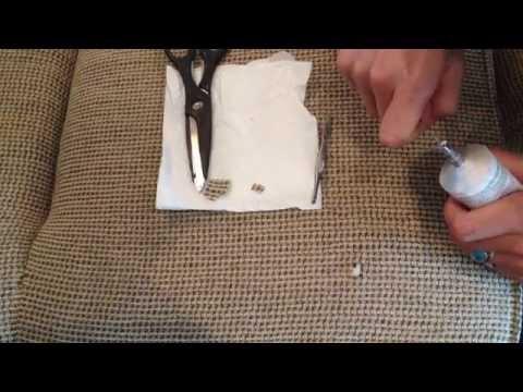 Easy Fabric Repair
