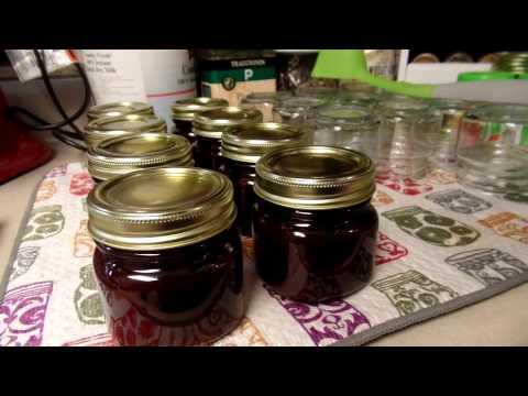 Chocolate-Cherry Jam DELICIOUS!