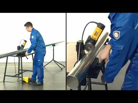 REMS Cento Pipe Cutting Machine