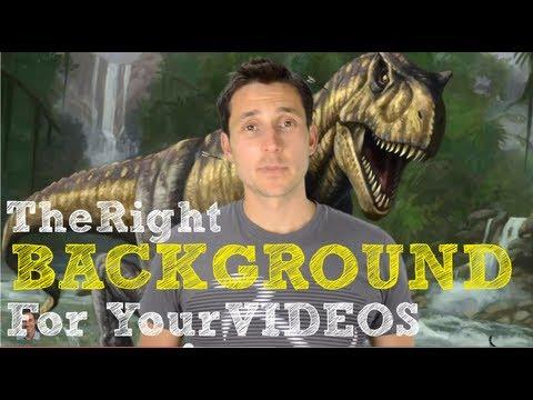 DIY Video Background (4 Ways to Make Your Videos POP!)