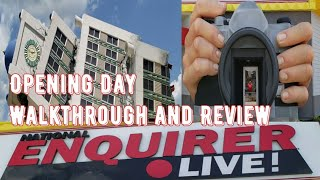 Download National Enquirer Live Museum Pigeon Forge Tennessee Walkthrough and Review Opening Day 2019 Video