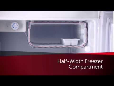 (HMBR265We1) Magic Chef Refrigerator (2.6 cu. ft.)