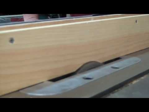 Workshop Tip:  Fast Rabbet Cuts on the Tablesaw